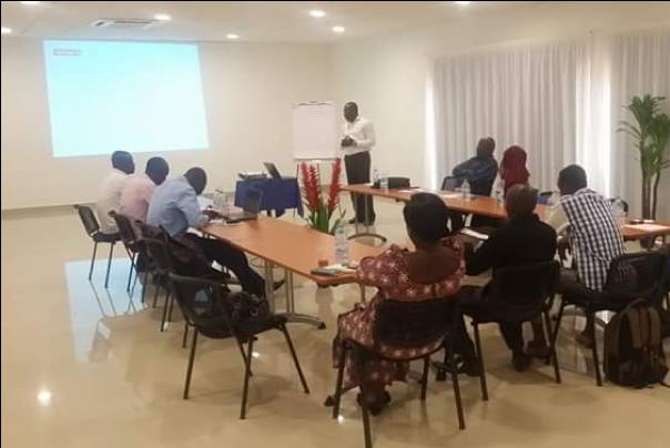 Formation aux techniques d'Évaluation des Risques Professionnels (N'Djamena)